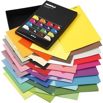 Color Bar Paper - 160 hojas stdas
