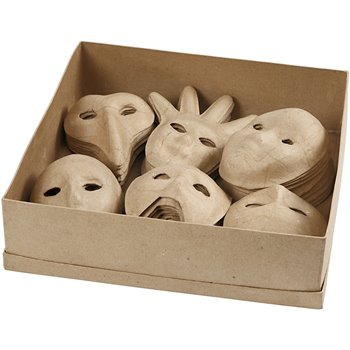 Máscaras medida media - 60 unidades