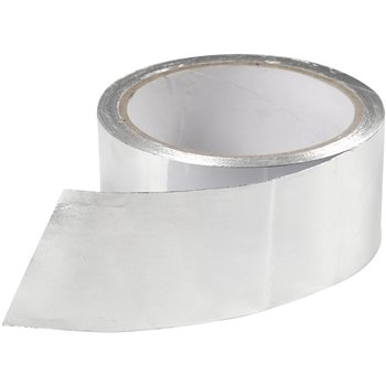 Cinta de aluminio - 20 m