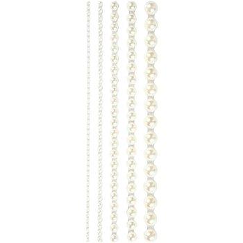 Medias perlas - 140 unidades