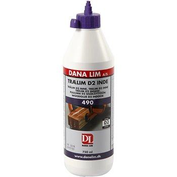 Pegamento para madera D2 - 750 ml