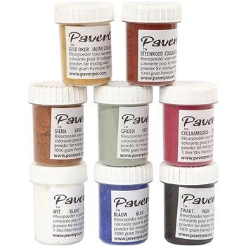 Paver Color - 8x40 ml