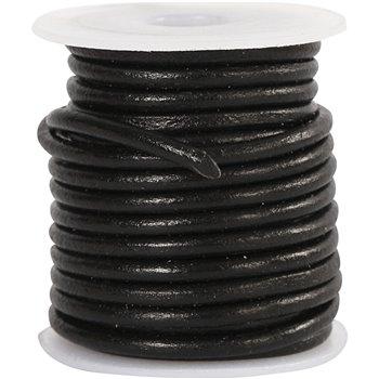 Cordón de cuero - 5 m
