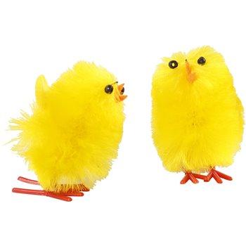 Pollos de pascua - 12 unidades