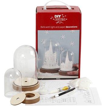Kits para campanas con decoración interior - 2 unidades
