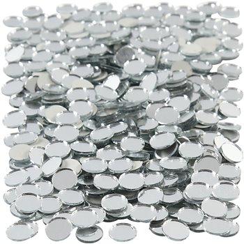 Piezas de espejo para mosaico - 500 unidades