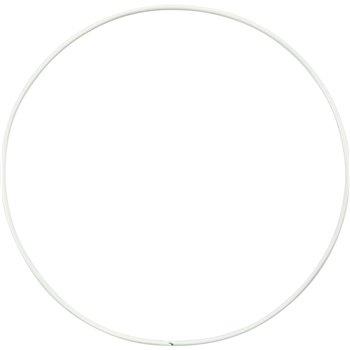 Aro de alambre metálico - 10 unidades