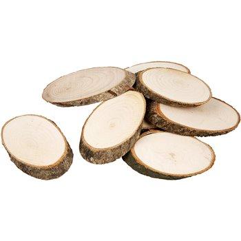 Rodaja de madera - 20 unidades