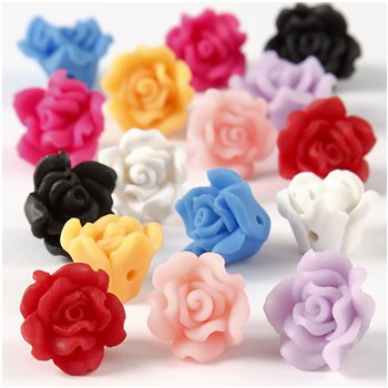 Rosas de arcilla - 16 stdo