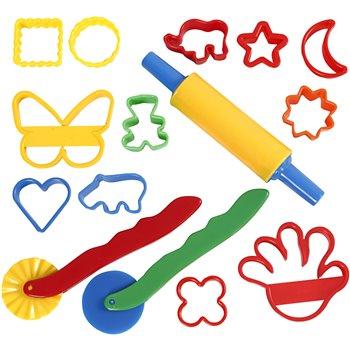 Cortadores y herramientas - 15 unidades