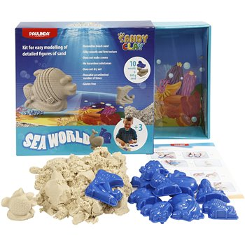 Sandy Clay ®  - 1 set