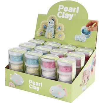 Pearl Clay - 12 set