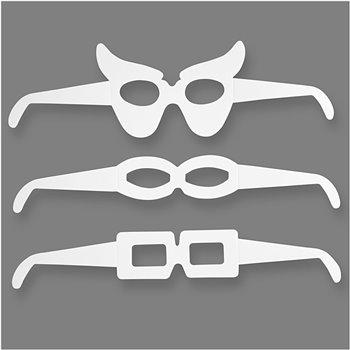 Gafas de cartón  - 16 unidades
