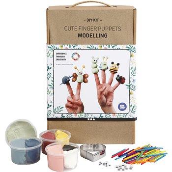 Marionetas de dedos - 1 set