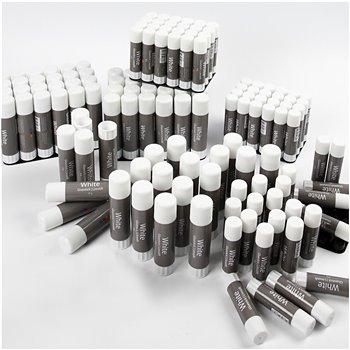 Pegamento de barra blanco - 144 unidades