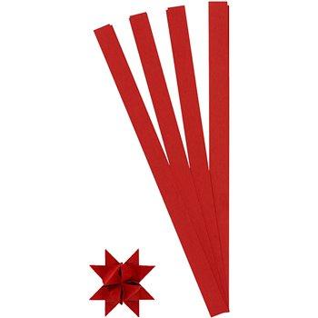 Tiras de papel para estrellas - 100 tiras