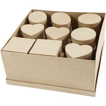 Cajas medianas - 28 unidades