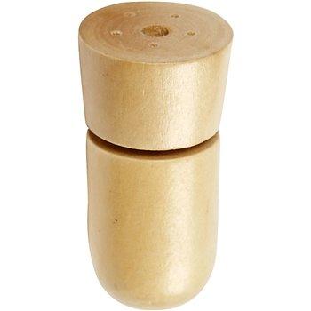 Caja para guardar agujas de fieltrar