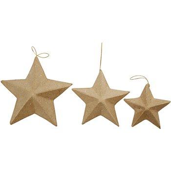 Estrellas - 6 unidades