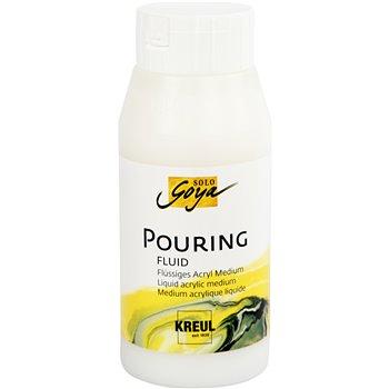 Líquido vertido medio  - 750 ml