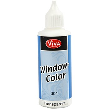 Window Color - 80 ml