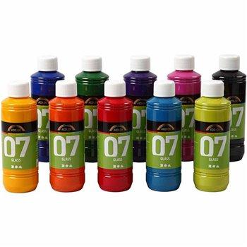 Pintura A-Color Glass - 10x250 ml