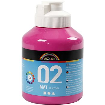 Pintura A-Color Ready Mix Paint - 500 ml